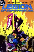 Legion of Super-Heroes (1984 3rd Series) 5