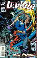 Legion of Super-Heroes (1989 4th Series) 121