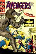 Avengers (1963 1st Series) 37