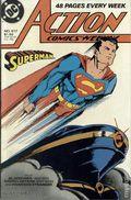 Action Comics (1938 DC) 617