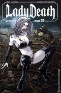 Lady Death (2010 Boundless) 22SULTRY