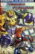 Transformers (2012 IDW) Robots In Disguise 10B