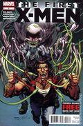 First X-Men (2012 Marvel) 3A