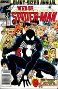 Web of Spider-Man (1985 1st Series) Annual 3