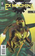 Ex Machina (2004-2010 DC/Wildstorm) 13