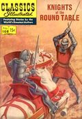Classics Illustrated 108 Knights of the Round Table (1953) 2