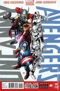 Uncanny Avengers (2012 Marvel Now) 1E