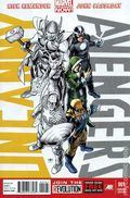 Uncanny Avengers (2012 Marvel Now) 1F