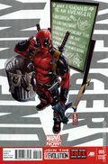 Uncanny Avengers (2012 Marvel Now) 1J