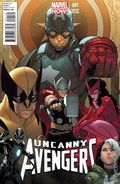 Uncanny Avengers (2012 Marvel Now) 1N