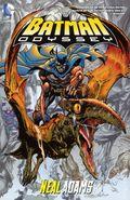 Batman Odyssey HC (2012 DC) By Neal Adams 1-1ST