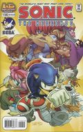 Sonic the Hedgehog (1993 Archie) 156