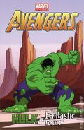 Marvel Universe Avengers: Hulk and the Fantastic Four TPB (2012 Marvel Digest) 1-1ST