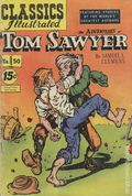 Classics Illustrated 050 Adventures of Tom Sawyer 5