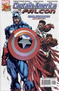 Captain America and the Falcon (2004) 1