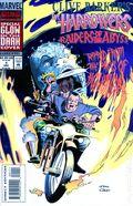 Harrowers (1993 Marvel) 1
