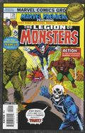 Marvel Milestones Legion of Monsters Spider-Man Brother Vood 0