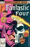 Fantastic Four (1961 1st Series) 257
