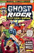 Ghost Rider (1973 1st Series) 17