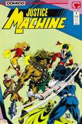 Justice Machine (1987 Comico/Innovation) 6