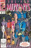 New Mutants (1983 1st Series) 90