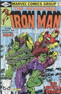 Iron Man (1968 1st Series) 132