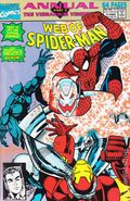 Web of Spider-Man (1985 1st Series) Annual 7