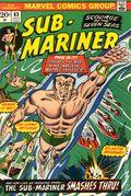 Sub-Mariner (1968 1st Series) 63