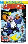 Legion of Super-Heroes (1984) Annual 2