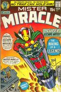 Mister Miracle (1971 1st Series) 1