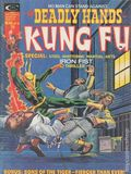 Deadly Hands of Kung Fu (1974 Magazine) 10