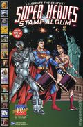 Super Heroes Stamp Album Celebrate the Century (1998) 8