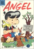 Angel (1955 Dell) 4