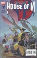 House of M (2005) 1A