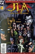Justice Leagues Justice League of Arkham (2001) 1