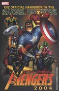 Official Handbook of the Marvel Universe Avengers (2004-2005) 2004