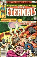 Eternals (1976 1st Series) 2