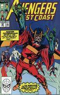 Avengers West Coast (1985) 52