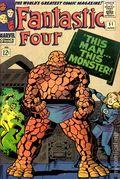 Fantastic Four (1961 1st Series) 51