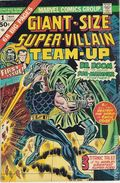 Giant Size Super-Villain Team-Up (1975) 1