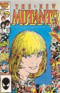 New Mutants (1983 1st Series) 45