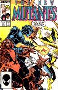 New Mutants (1983 1st Series) 53