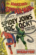 Amazing Spider-Man (1963 1st Series) 56