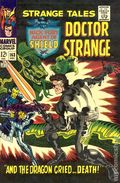 Strange Tales (1951-1976 1st Series) 163