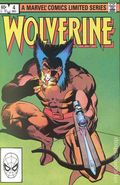 Wolverine (1982 Limited Series) 4