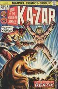 Ka-Zar (1974 2nd Series) 4