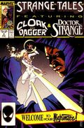 Strange Tales (1987 2nd Series) 4