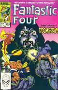 Fantastic Four (1961 1st Series) 259
