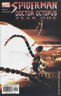 Spider-Man Doctor Octopus Year One (2004) 2