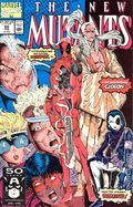 New Mutants (1983 1st Series) 98